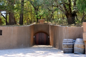 Wine Cave Entrance-The Hobbit Tunnel
